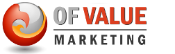 Of Value Marketing logo